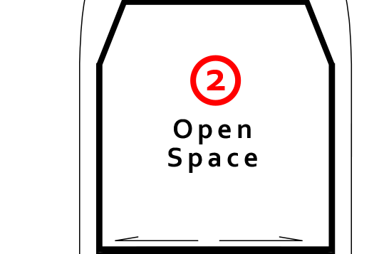 ②Open Space